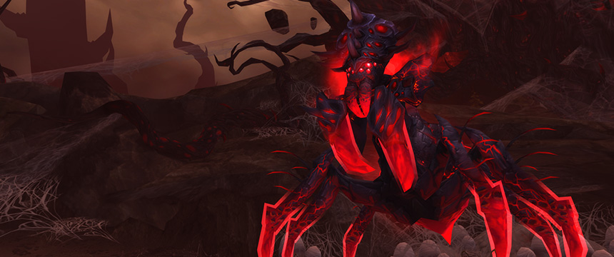 Elerethe Emerald Nightmare Boss