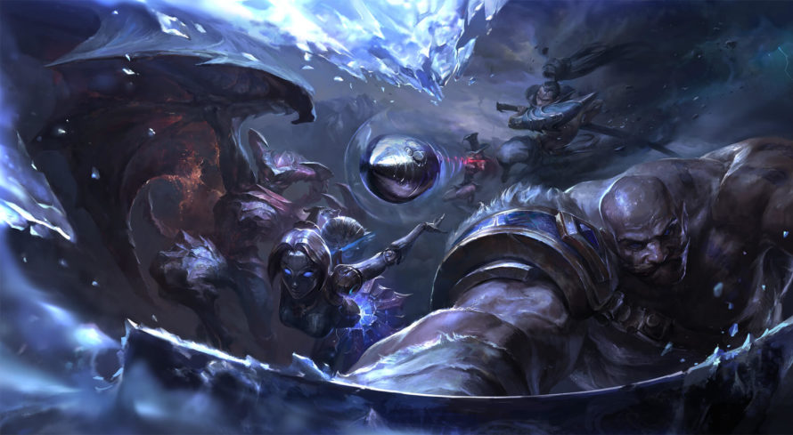 League Of Legends Sezon 7 Dereceli Sıralar